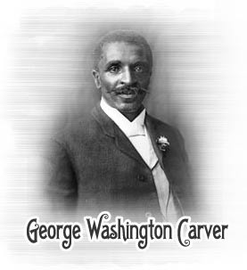 George Washington Carver Black Inventor African American