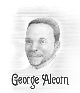 george alcorn black inventor